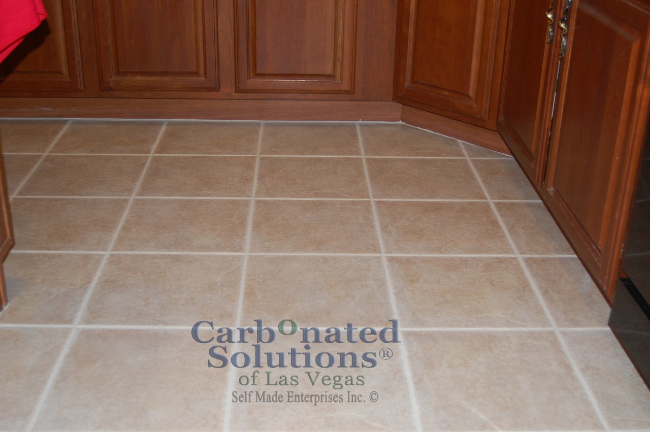Grout Sealing In Las Vegas By Carbonated Solutions - Commercial grout sealer