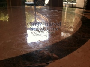 Marble table restoration Las Vegas