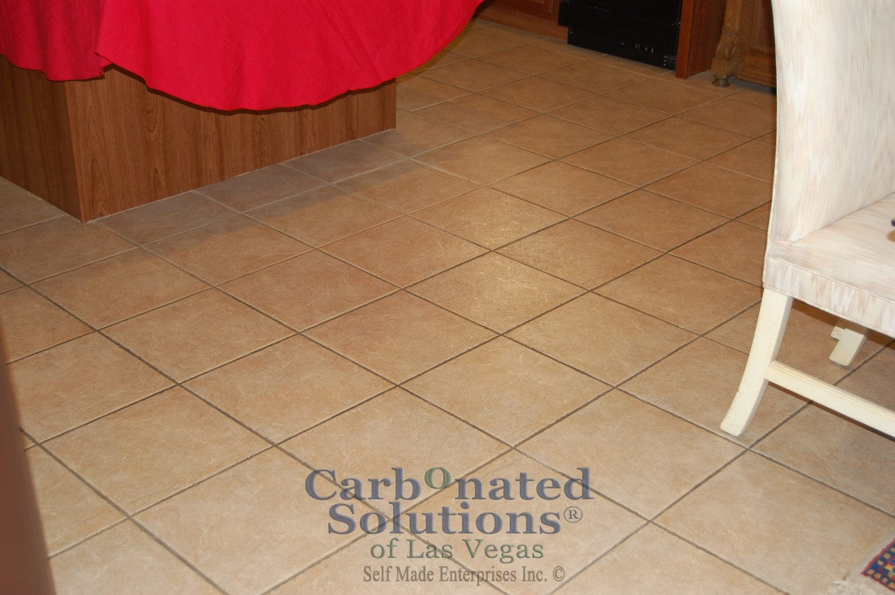 Grout sealing in las vegas by carbonated solutions carbonatedsolutionsoflasvegasnorth las vegas grout floor before dailygadgetfo Image collections