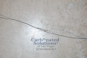 travertine crack repair las vegas