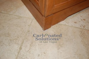 www.carbonatedsolutionsoflasvegas.com/Tumbled travertine cleaning and sealing Las Vegas