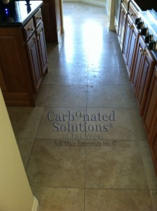Las Vegas Travertine Etch Removal